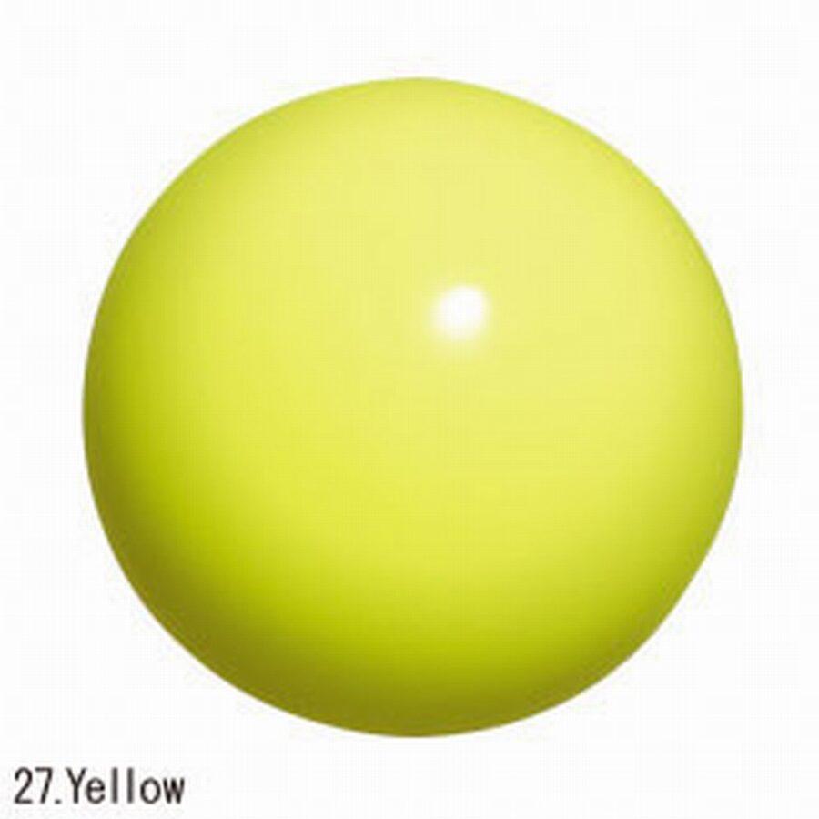 Мяч желтый