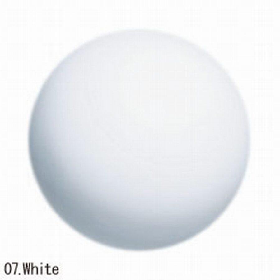 Мяч белый